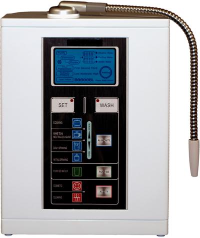 aqua ionizer deluxe 7.0